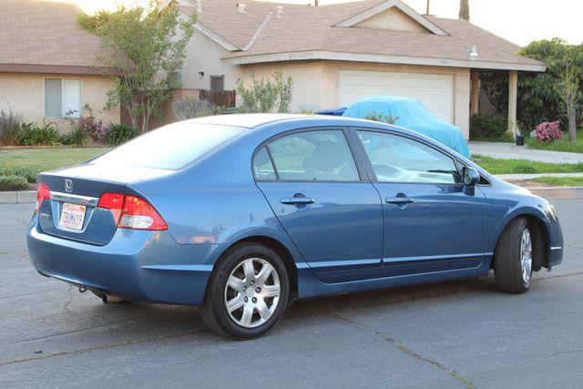 2010 Honda CIVIC LX SEDAN AUTOMATIC SERVICE RECORDS AVAILABLE A/C Woodland Hills, CA 6