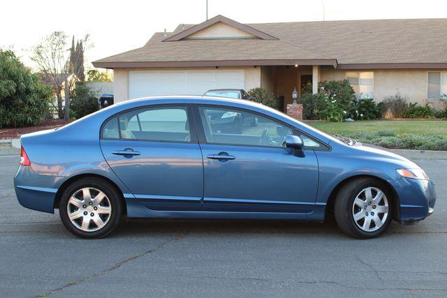 2010 Honda CIVIC LX SEDAN AUTOMATIC SERVICE RECORDS AVAILABLE A/C Woodland Hills, CA 7