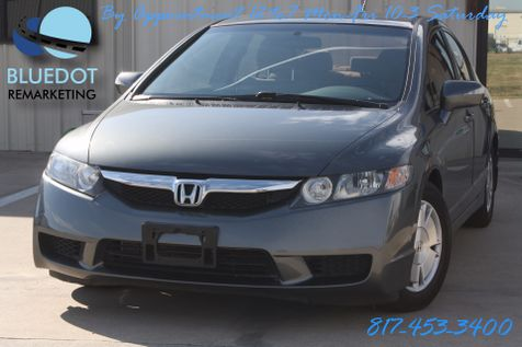 2010 Honda Civic | NAVIGATION-LOW MILES- VERY NICE~ in Mansfield, TX