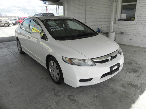 2010 Honda Civic LX in New Braunfels