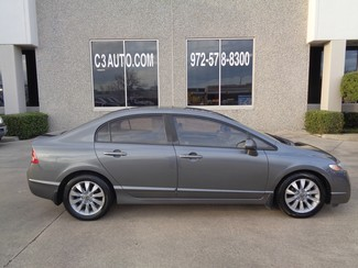 2010 Honda Civic EX-L in Plano Texas