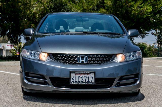 2010 Honda Civic LX COUPE - AUTO - 56K MILES - 1-OWNER Reseda, CA 2