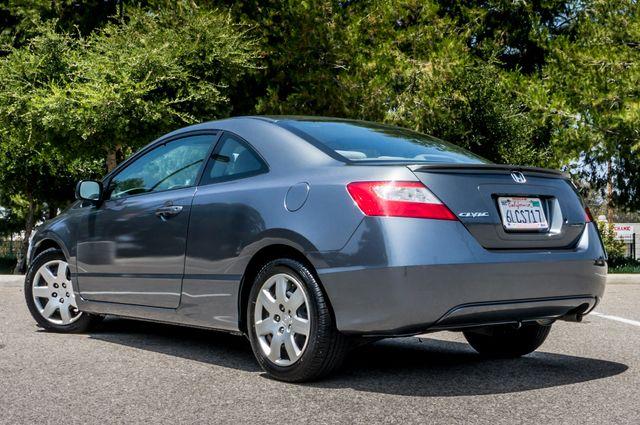 2010 Honda Civic LX COUPE - AUTO - 56K MILES - 1-OWNER Reseda, CA 6