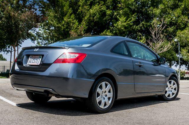 2010 Honda Civic LX COUPE - AUTO - 56K MILES - 1-OWNER Reseda, CA 8