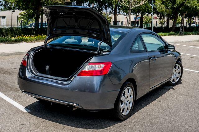2010 Honda Civic LX COUPE - AUTO - 56K MILES - 1-OWNER Reseda, CA 10