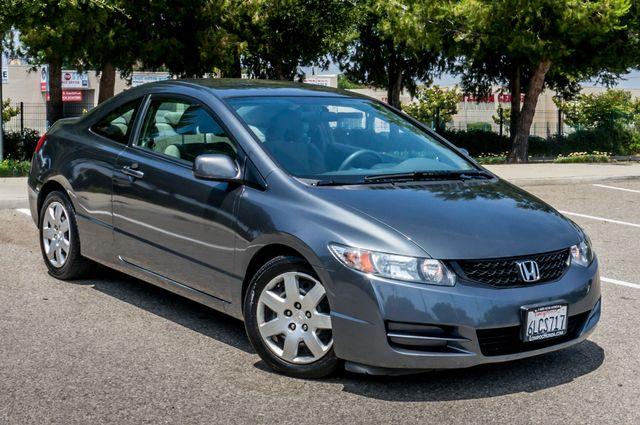 2010 Honda Civic LX COUPE - AUTO - 56K MILES - 1-OWNER Reseda, CA 37