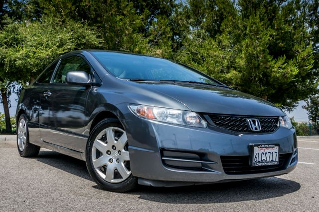 2010 Honda Civic LX COUPE - AUTO - 56K MILES - 1-OWNER Reseda, CA 38