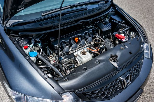 2010 Honda Civic LX COUPE - AUTO - 56K MILES - 1-OWNER Reseda, CA 32