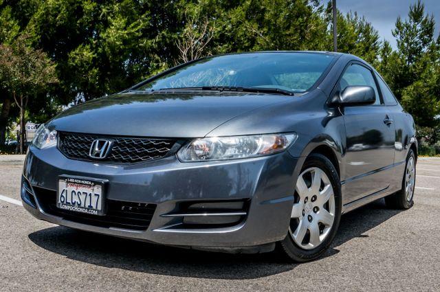 2010 Honda Civic LX COUPE - AUTO - 56K MILES - 1-OWNER Reseda, CA 34