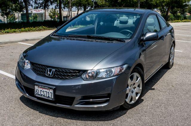 2010 Honda Civic LX COUPE - AUTO - 56K MILES - 1-OWNER Reseda, CA 35