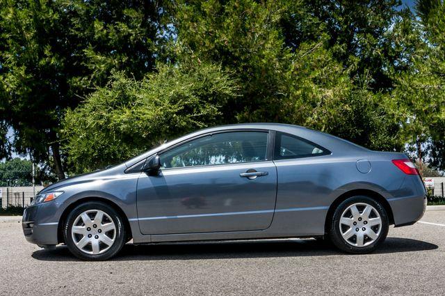 2010 Honda Civic LX COUPE - AUTO - 56K MILES - 1-OWNER Reseda, CA 4