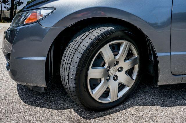 2010 Honda Civic LX COUPE - AUTO - 56K MILES - 1-OWNER Reseda, CA 11