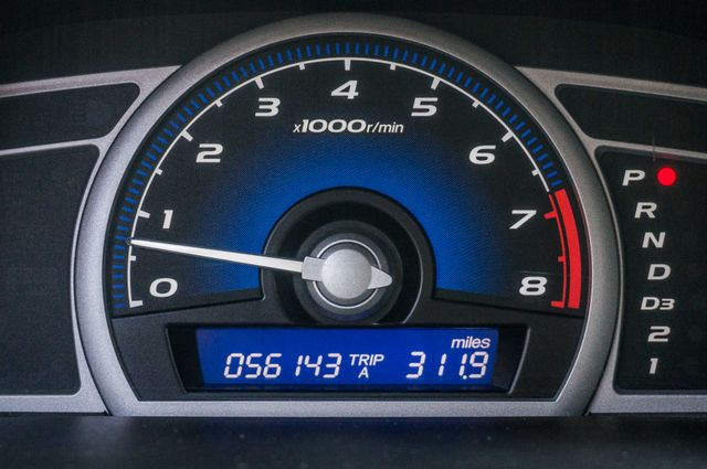 2010 Honda Civic LX COUPE - AUTO - 56K MILES - 1-OWNER Reseda, CA 15