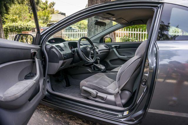 2010 Honda Civic LX COUPE - AUTO - 56K MILES - 1-OWNER Reseda, CA 12