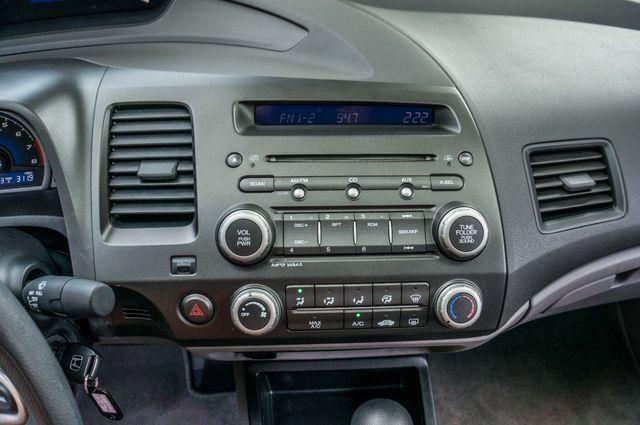 2010 Honda Civic LX COUPE - AUTO - 56K MILES - 1-OWNER Reseda, CA 21