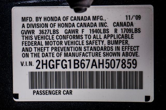 2010 Honda Civic LX COUPE - AUTO - 56K MILES - 1-OWNER Reseda, CA 33