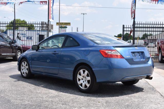 2010 Honda Civic LX San Antonio , Texas 4