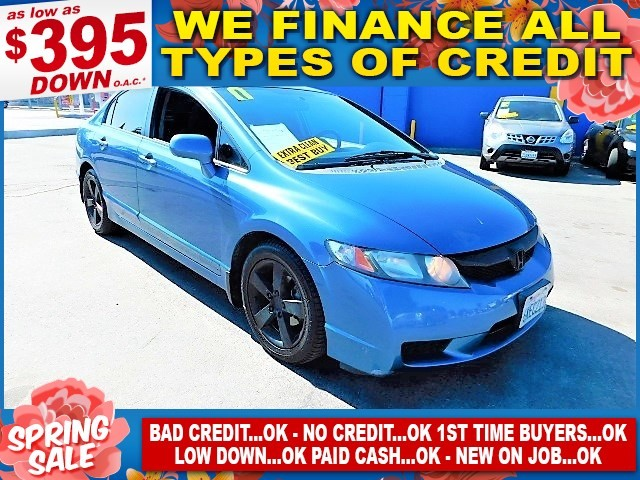 2010 Honda Civic LX-S Limited warranty included to assure your worry-free purchase AutoCheck repo