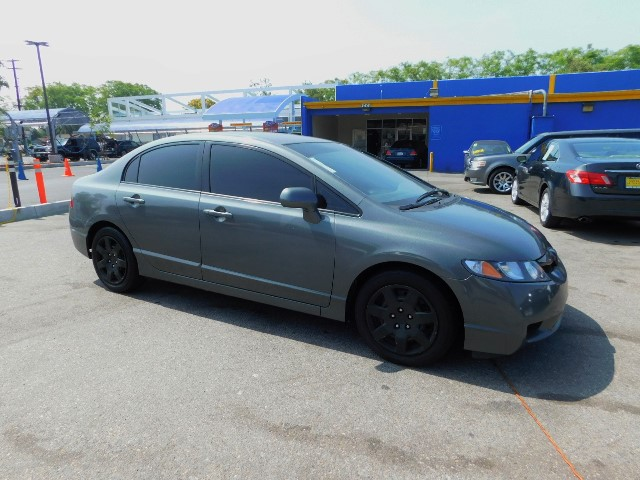 2010 Honda Civic LX Limited warranty included to assure your worry-free purchase AutoCheck report