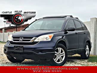 2010 Honda CR-V **INCLUDES 2 YRS FREE MAINTENANCE** EX | Lewisville, Texas | Castle Hills Motors in Lewisville Texas