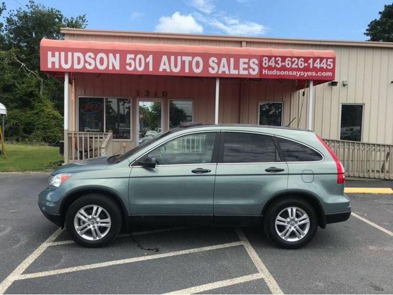 2010 Honda CR-V EX | Myrtle Beach, South Carolina | Hudson Auto Sales in Myrtle Beach South Carolina