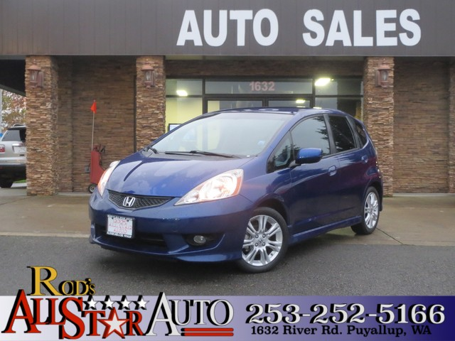 2010 Honda Fit Sport The CARFAX Buy Back Guarantee that comes with this vehicle means that you can