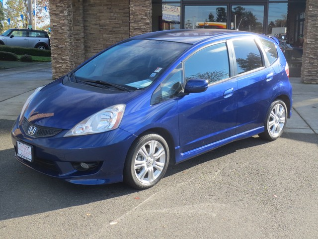 2010 honda fit sport cars and vehicles puyallup wa. Black Bedroom Furniture Sets. Home Design Ideas