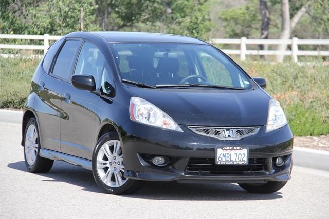 2010 Honda Fit Sport Santa Clarita, CA 3