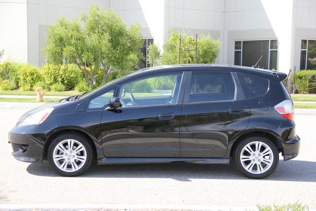 2010 Honda Fit Sport Santa Clarita, CA 11