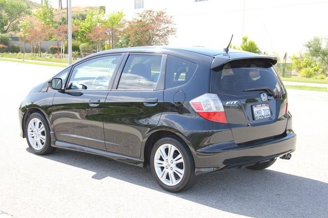 2010 Honda Fit Sport Santa Clarita, CA 5