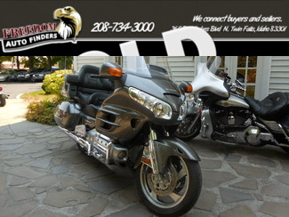 2010 Honda GL1800 in Twin Falls Idaho