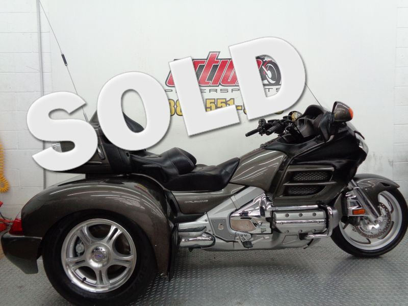 2010 Honda Goldwing Trike   Oklahoma  Action PowerSports  in Tulsa, Oklahoma