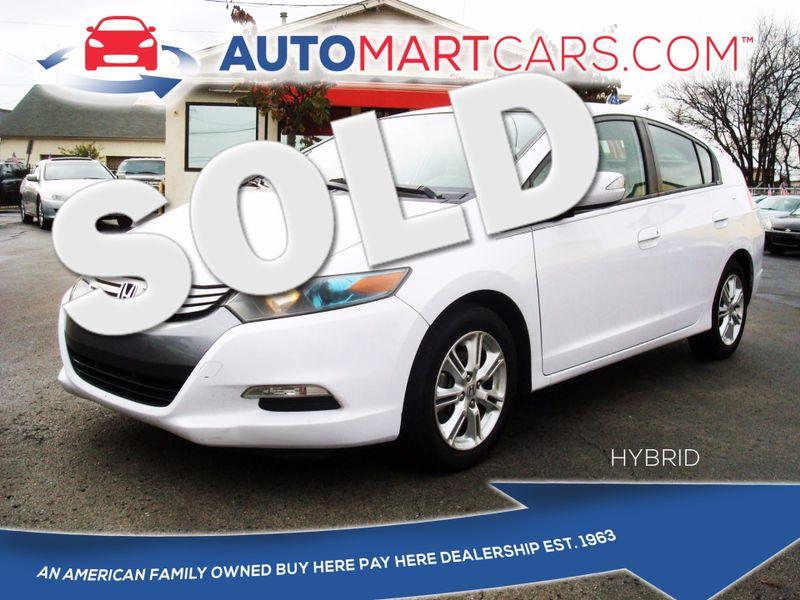 2010 Honda Insight EX | Nashville, Tennessee | Auto Mart Used Cars Inc. in Nashville Tennessee