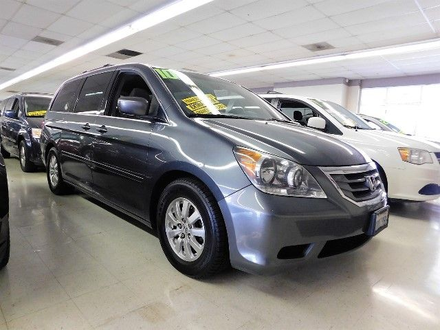 2010 Honda Odyssey EX Limited warranty included to assure your worry-free purchase AutoCheck repo