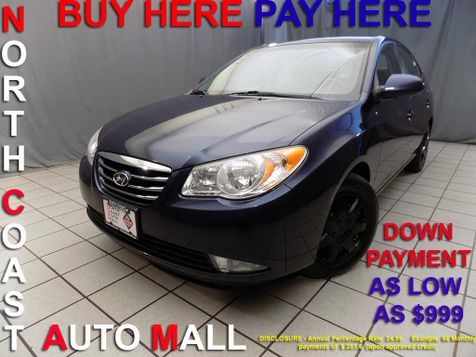 2010 Hyundai Elantra SE As low as $999 DOWN in Cleveland, Ohio