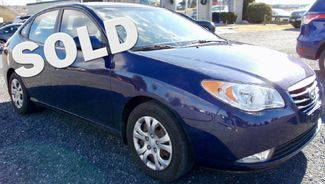 2010 Hyundai ELANTRA BLUE | Harrisonburg, VA | Armstrong's Auto Sales in Harrisonburg VA