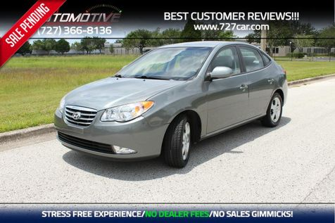 2010 Hyundai ELANTRA BLUE in PINELLAS PARK, FL