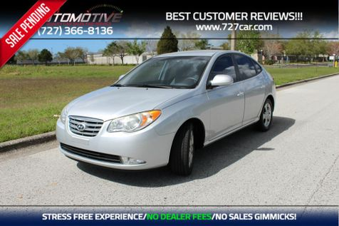 2010 Hyundai ELANTRA BLUE in Pinellas Park, Florida