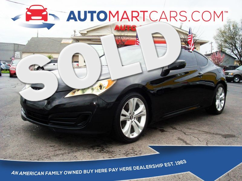 2010 Hyundai Genesis Coupe Premium | Nashville, Tennessee | Auto Mart Used  Cars Inc.