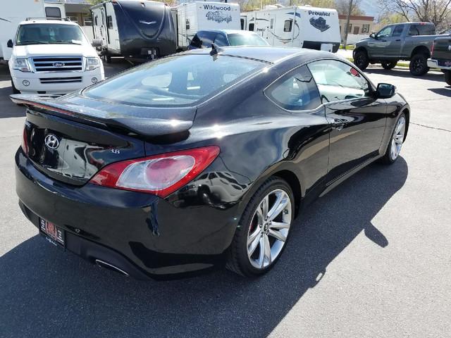 2010 Hyundai Genesis Coupe Ogden, Utah 4