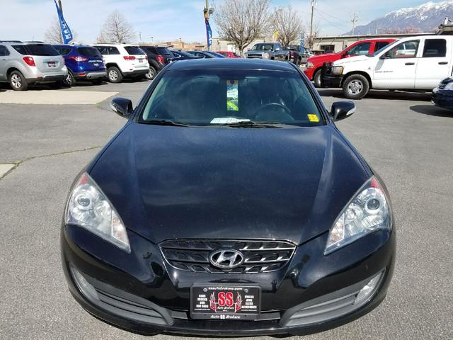 2010 Hyundai Genesis Coupe Ogden, Utah 7