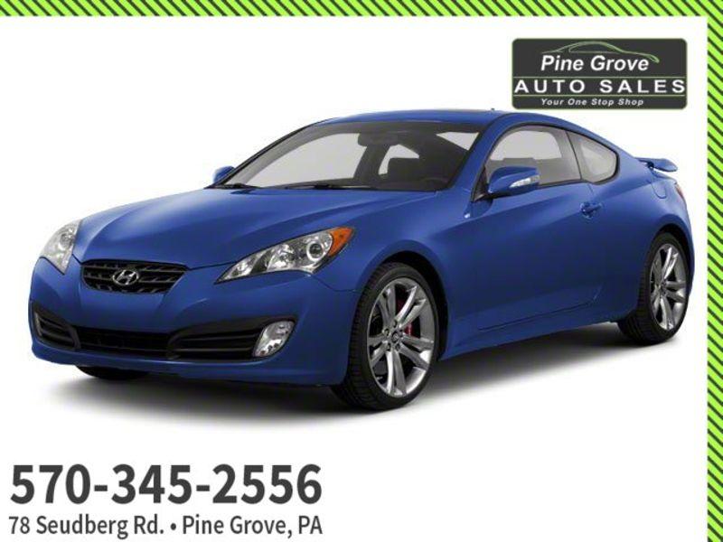 2010 Hyundai Genesis Coupe R-Spec   Pine Grove, PA   Pine Grove Auto Sales in Pine Grove, PA