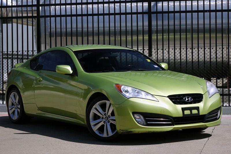 2010 Hyundai Genesis Coupe* Manual* Leather* EZ Finance** | Plano, TX | Carrick's Autos in Plano TX