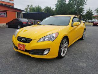 2010 Hyundai Genesis Coupe 3.8 Manual San Antonio, TX 1