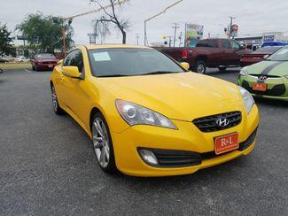 2010 Hyundai Genesis Coupe 3.8 Manual San Antonio, TX 3