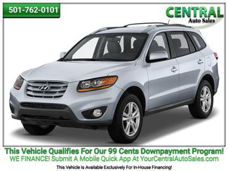 2010 Hyundai Santa Fe GLS | Hot Springs, AR | Central Auto Sales in Hot Springs AR
