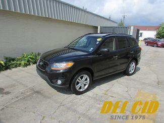 2010 Hyundai Santa Fe Limited, Leather! Sunroof! Clean Carax! New Orleans, Louisiana