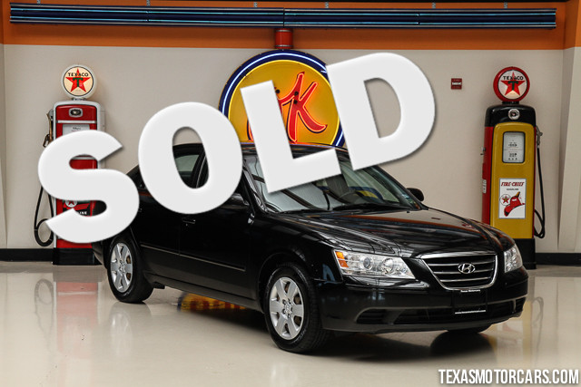 2010 Hyundai Sonata GLS This 2010 Hyundai Sonata GLS is in great shape with only 127 053 miles T