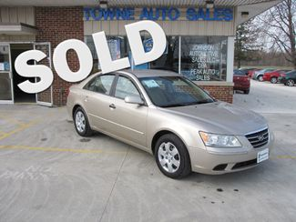 2010 Hyundai Sonata GLS | Medina, OH | Towne Cars in Ohio OH