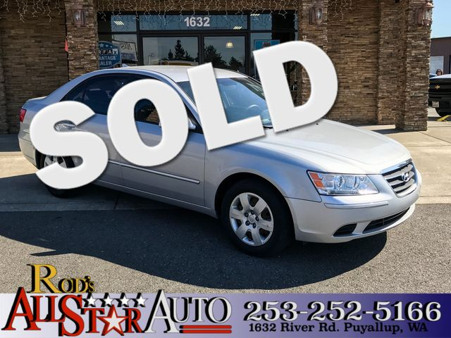 2010 Hyundai Sonata GLS The CARFAX Buy Back Guarantee that comes with this vehicle means that you